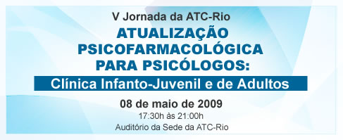 Ref: V Jornada da ATC-Rio