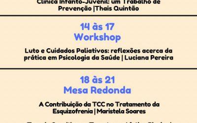 VI Jornada de Terapia Cognitiva da Celso Lisboa