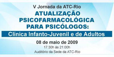 V Jornada da ATC-Rio