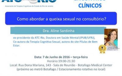 Baladas Clínicas: Como abordar a queixa sexual no consultório?