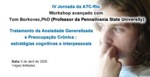 IV Jornada da ATC-Rio