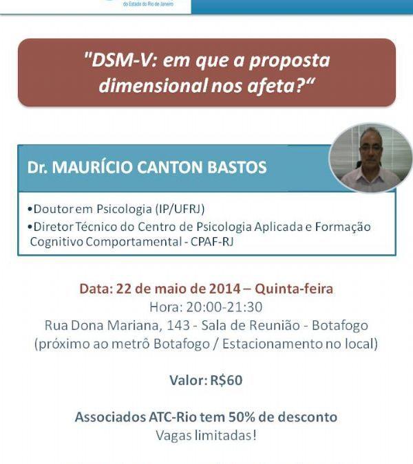 Baladas Clínicas: DSM-V