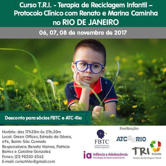 Terapia de Reciclagem Infantil no Rio de Janeiro