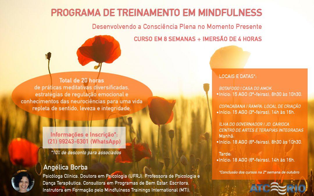 Programa de Treinamento em Mindfulness