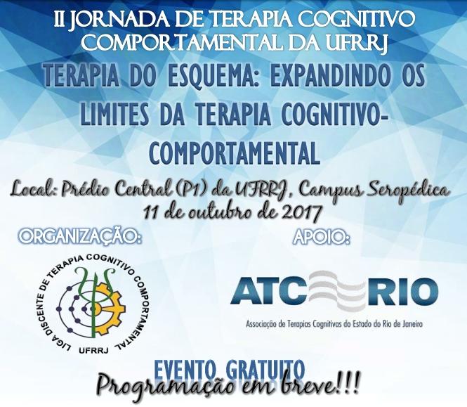 II Jornada de Terapia Cognitivo Comportamental da UFRRJ