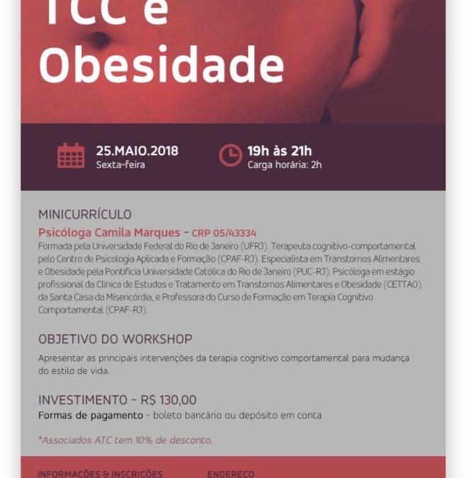 Worshop -> TCC E OBESIDADE.