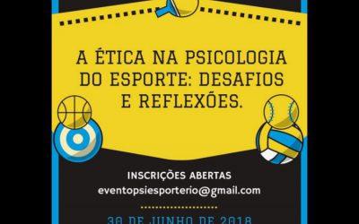 III Encontro de Psicólogos do Esporte do Rio de Janeiro