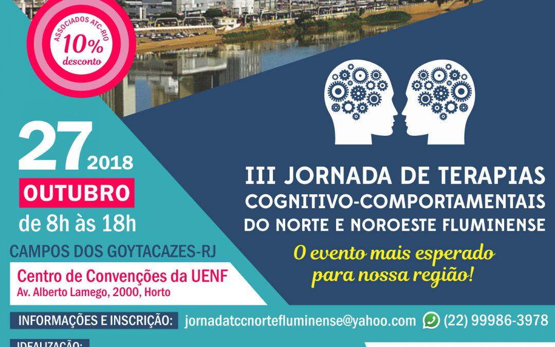 III Jornada em TCC do Norte e Noroeste Fluminense