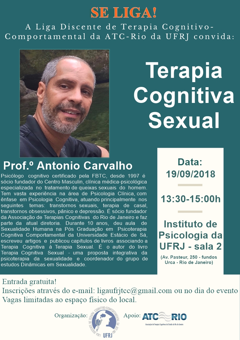 Terapia Cognitiva Sexual
