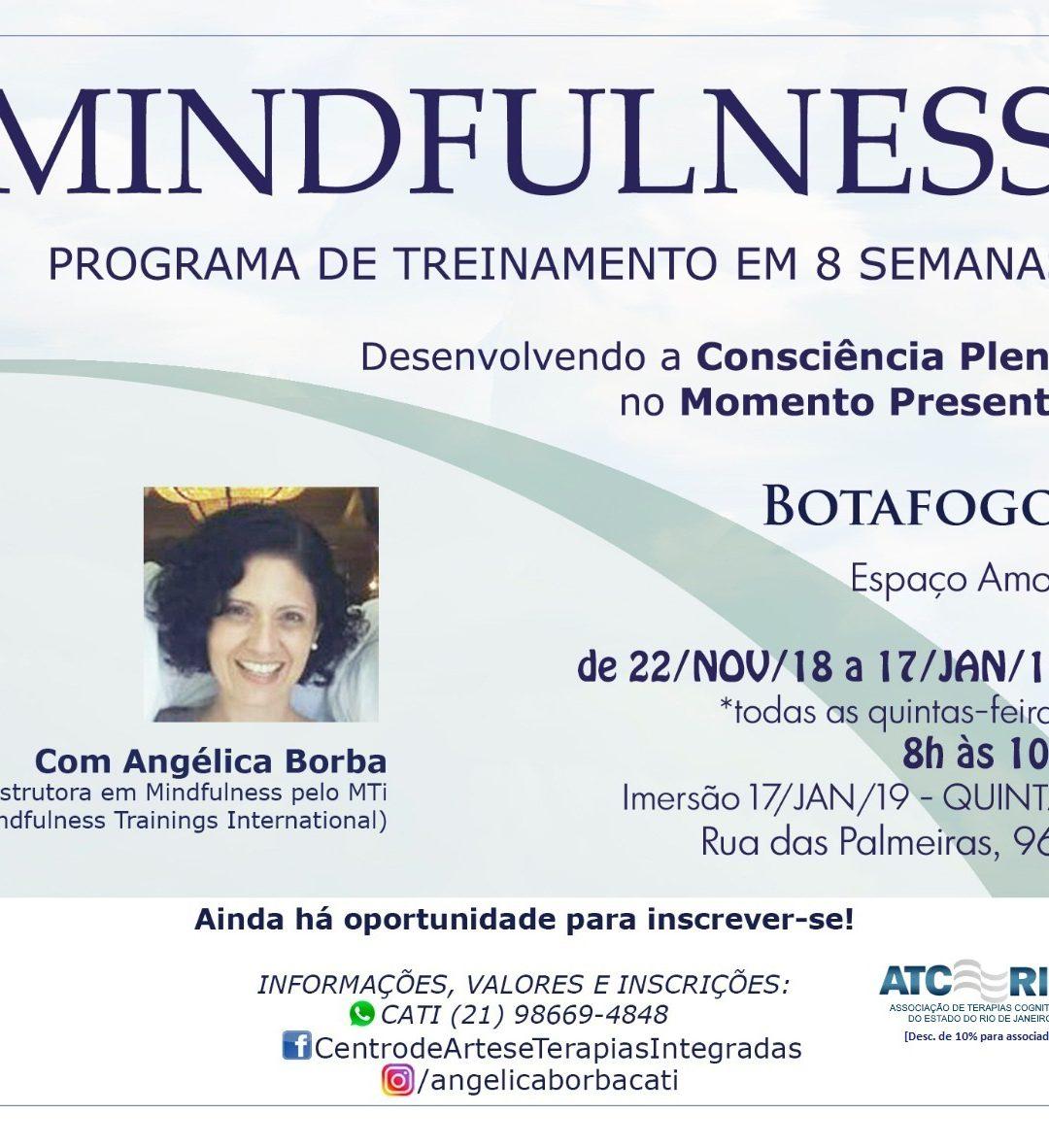 Mindfulness: Programa de Treinamento | 8 semanas