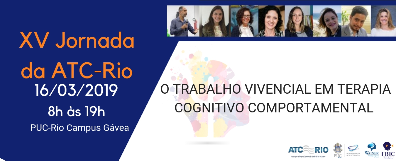 XV Jornada ATC-Rio 2019 – Evento