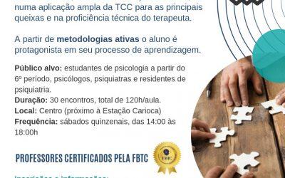 Curso de Formação em TCC | Na Ação Cognitiva você aprende fazendo!