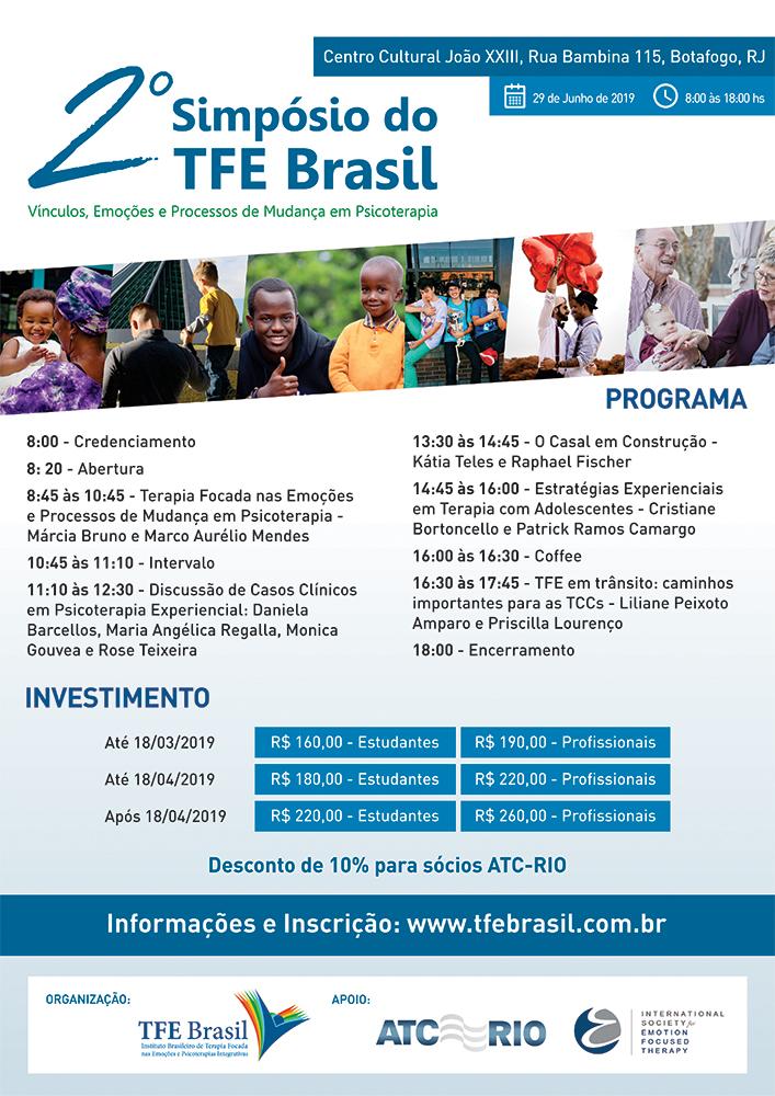 2º Simpósio do TFE Brasil