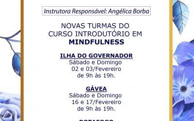MINDFULNESS | Cursos Introdutórios e Programa de Treinamento