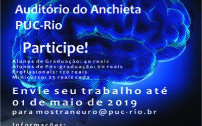 VIII Mostra Carioca de Neuropsicologia Clínica