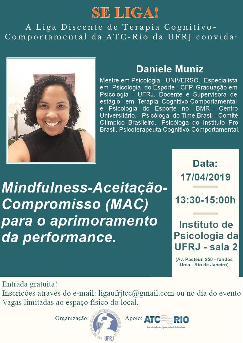 SE LIGA! | Mindfulness-Aceitação-Compromisso (MAC)