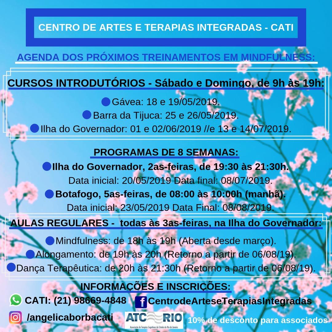 Cursos Mindfulness – Angélica Borba