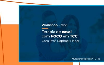 Workshop | Terapia de Casal com FOCO em TCC