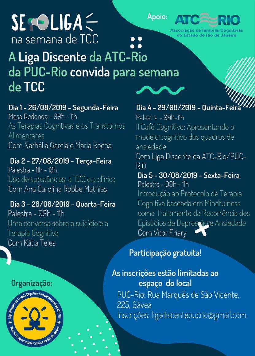 Semana de TCC da PUC-Rio