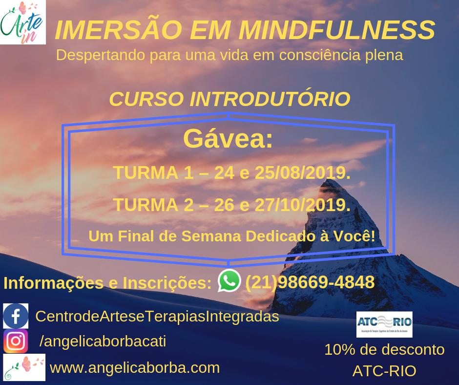 Treinamento Mindfulness | Curso Introdutório Gávea