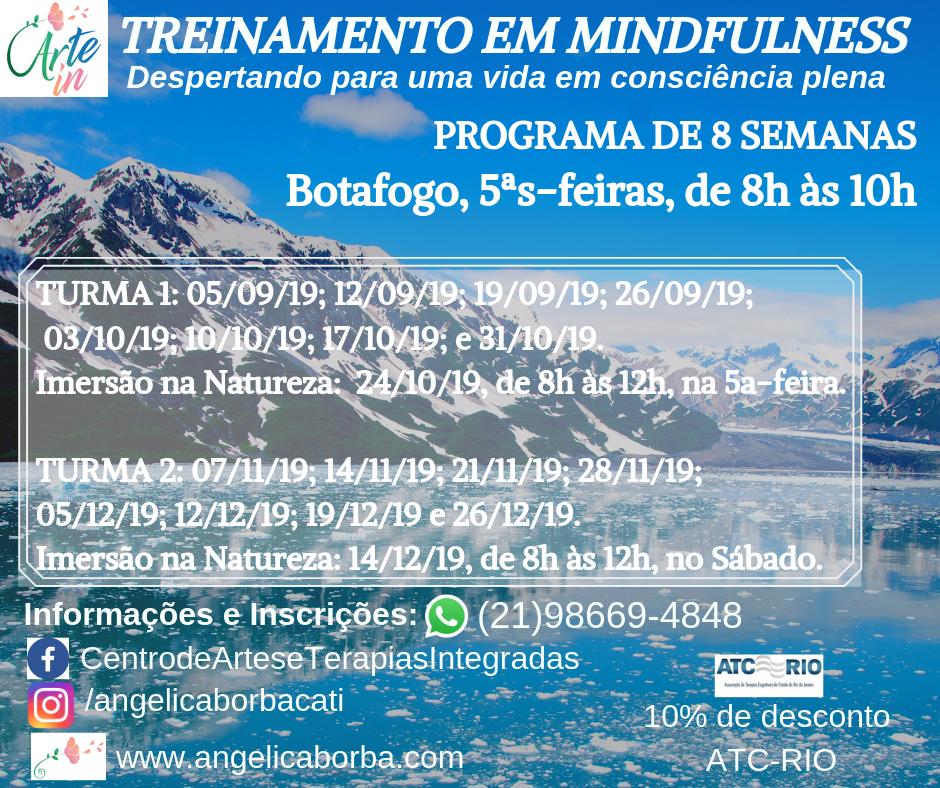 Treinamento Mindfulness | Programa de 8 semanas Botafogo