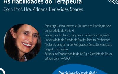 SE LIGA! | Palestra: Habilidade do Terapeuta