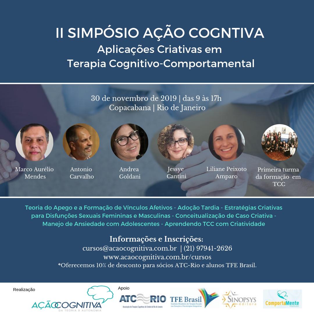 II Simpósio Ação Cognitiva