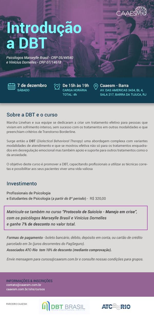 Introdução a DBT