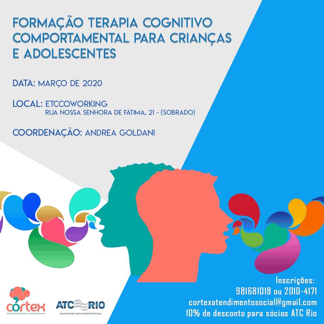 Formação TCC para crianças e adolescentes