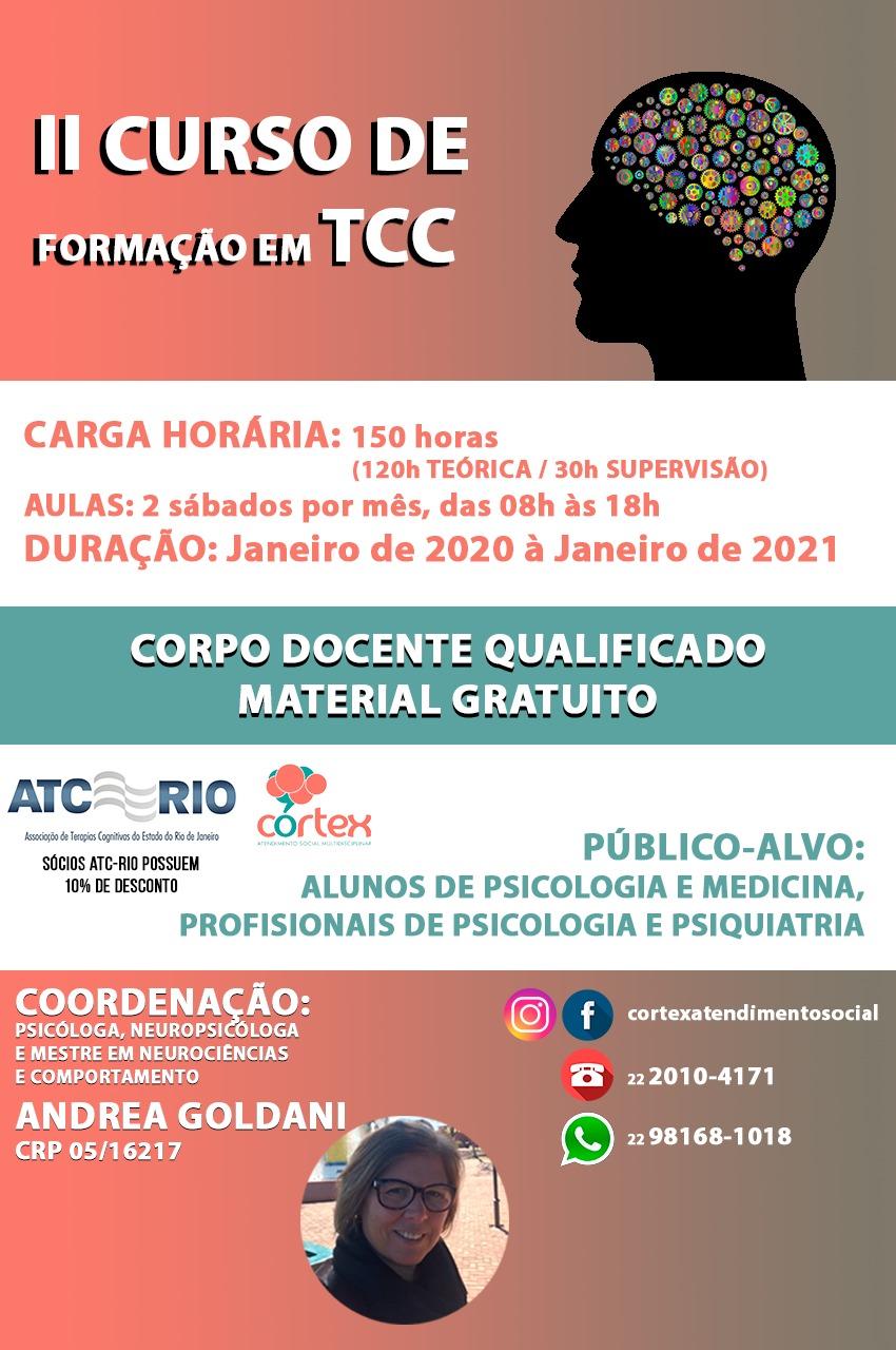 II Curso de formação em TCC