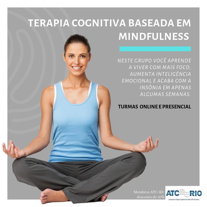 Terapia Cognitiva Baseada em Mindfulness