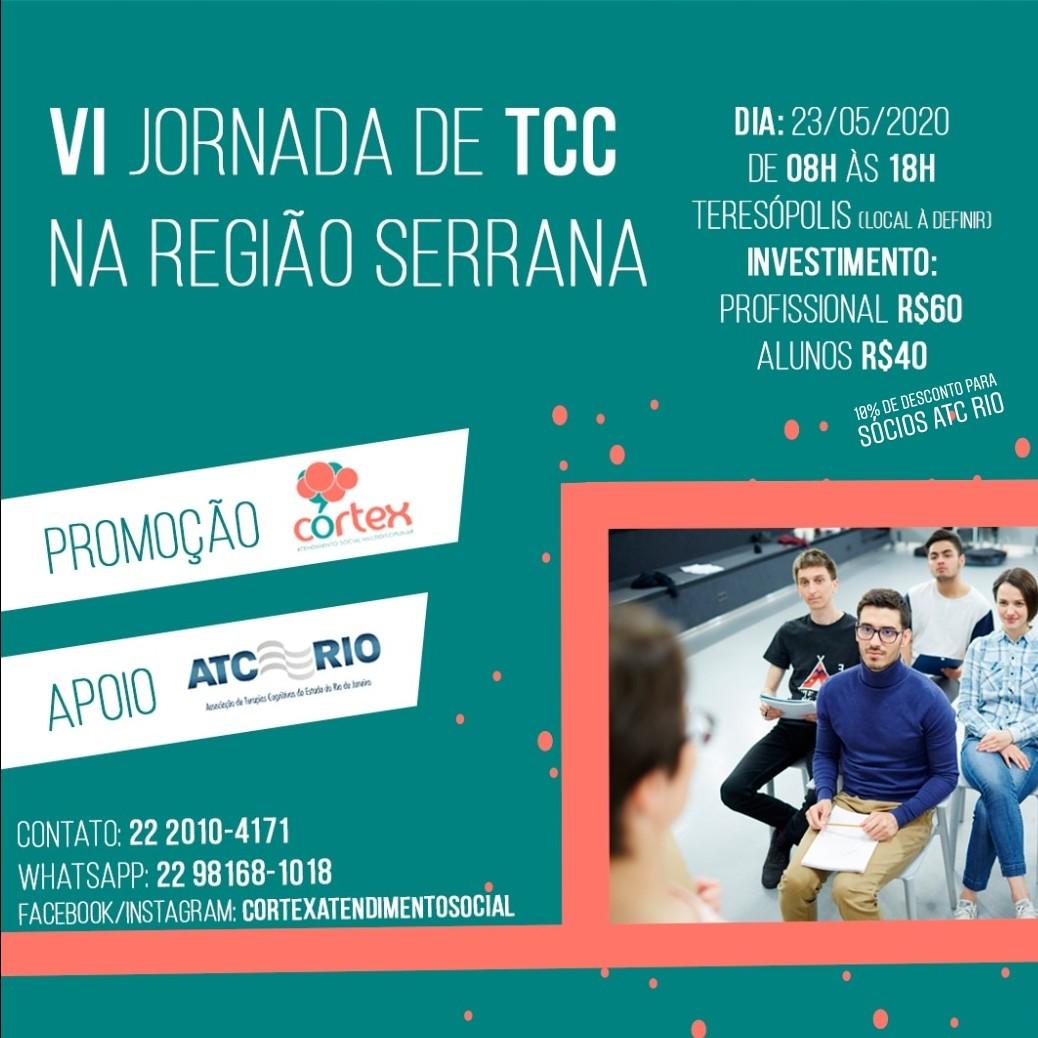 VI Jornada de TCC na região serrana