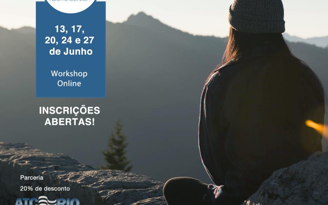 Workshop Online de cultivo do equilíbrio emocional