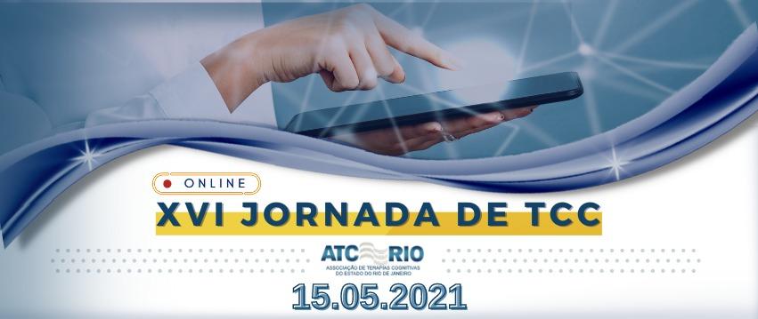 XVI Jornada ATC-Rio 2021 – Evento