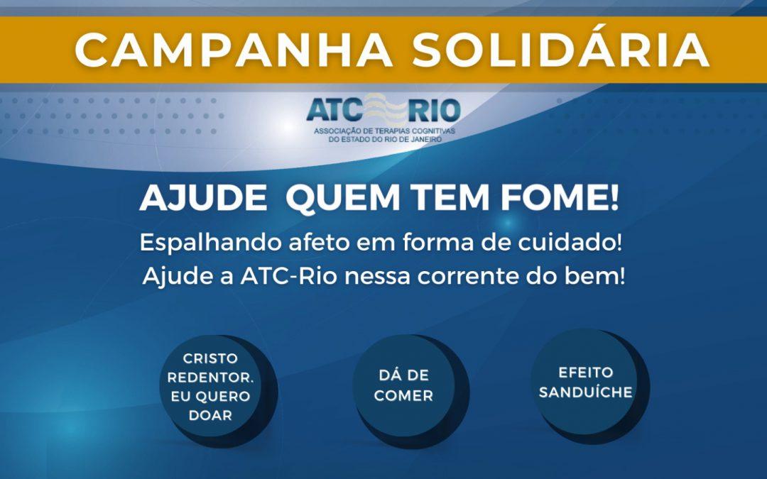 CAMPANHA SOLIDÁRIA – ATC-RIO